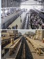 السكة الحديد تعلن انتهاء تنفيذ وتشغيل برج إشارات أبو حماد خلال أيام