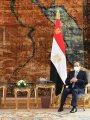 الرئيس عبد الفتاح السيسي - الرئيس الفلسطينى محمود عباس أبو مازن