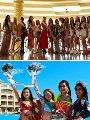 المشاركات بمسابقة ملكة جمال العالم للسياحة والبيئة