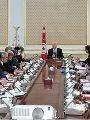 الرئيس التونسى قيس سعيد يرأس اجتماع مجلس الوزراء
