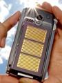 بالفيديو.. Kyocera اليابانية تعلن عن أول هاتف يعمل بالطاقة الشمسية
