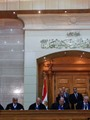 جلسة المحكمة الدستورية العليا