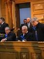 بالفيديو..المحكمة الدستورية العليا تقضى بعدم  دستورية قانون تقسيم الدوائر