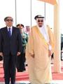 الرئيس السيسى يصل القاهرة قادما من الرياض بعد لقاء خادم الحرمين الشريفين