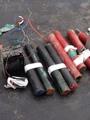 إحباط محاولة تفجير عبوة بقوات الأمن وضبط مخزن قنابل فى شمال سيناء