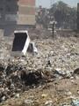 أكوام القمامة – ارشيفية