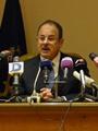 وزارة الداخلية تعلن فى بيان استشهاد 5 مجندين على يد إرهابيين بالعريش