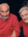 """أكبر عريس بريطانى """"103 أعوام"""" يقرر أخيرا الزواج بصديقته """"91 عاما"""""""