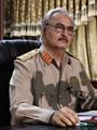 خليفة حفتر: لا صحة لإرسال مصر طائرات أو أفرادا للقتال فى ليبيا