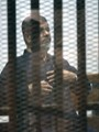 محمد مرسى رئيس الجمهورية الأسبق