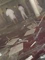 بالفيديو.. 30 قتيلا وعشرات المصابين فى تفجير بمسجد للشيعة فى القطيف بالسعودية.. انتحارى يفجر نفسه أثناء صلاة الجمعة.. والداخلية السعودية: نباشر التحقيقات وسنعلن لاحقا التفاصيل