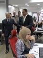 """بالصور.. السفير السعودى أحمد قطان من """"اليوم السابع"""": علاقتنا بمصر قوية"""