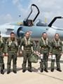 وصول تشكيل من القوات الجوية اليونانية للمشاركة فى تدريب جوى مشترك