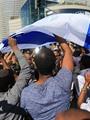 """بالفيديو والصور.. الربيع العبرى يصل إسرائيل.. احتجاجات حاشدة لليهود السود بمشاركة جنود جيش الاحتلال.. إغلاق طرق تل أبيب الرئيسية والمحتجون يحتلون """"ميدان رابين"""""""