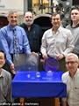 بالصور.. علماء أمريكيون يطورون شاشات مضادة للرصاص للهواتف الذكية