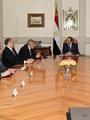 مجلس الدفاع الوطنى يوافق على استمرار المشاركة بقوات فى التحالف العربى