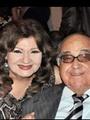 """ميمى جمال تنفى لـ""""اليوم السابع"""" شائعة وفاة زوجها: """"حسن مصطفى بخير"""""""