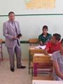 إلغاء امتحان التربية الدينية للشهادة الإعدادية بالدقهلية بعد تسريبه