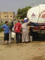 قطع المياه عن مدينة الأقصر 12 ساعة لربط خطوط طرد الصرف الجديدة