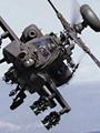 """مصدر عسكرى: القوات الجوية تسلمت 10 طائرات """"أباتشى"""" من أمريكا"""