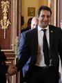 بالصور .. أحمد مرتضى تحت قبة البرلمان بعد حكم إبطال عضويته