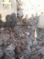 انهيار 3 عقارات بالإسكندرية بسبب انفجار أسطوانة بوتاجاز وإصابة عامل