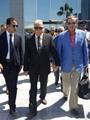 وفد مجلس العموم البريطانى يغادر القاهرة بعد زيارة استغرقت 4 أيام
