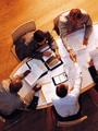 اجتماع عمل - صورة أرشيفية