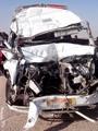 مصرع 15 شخصاً فى حادث تصادم مروع بطريق مصر الإسماعيلية الصحراوى (تحديث)
