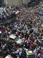 محتجون باكستانيون يقتحمون مبنى التليفزيون الحكومى