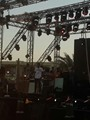 بالصور.. بدء توافد جمهور تامر حسنى على حفل بورتو مطروح