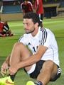 حسام غالى: الأهلى يتحسن بمرور المباريات لاجتهاد اللاعبين والجهاز الفنى