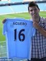 الأرجنتينى سيرجيو أجويرو