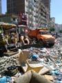 ازمة القمامة بالاسكندرية - ارشيفية