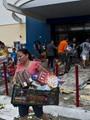 """بالصور.. عمليات نهب بالمكسيك إثر ضرب إعصار """"أوديل"""" جزيرة باجا"""