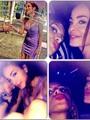"""دومينيك حورانى تنشر صورها على """"إنستجرام"""" مع إحدى صديقاتها"""