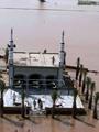 بالصور.. فيضان يدمر مقاطعة البنجاب بباكستان ويترك مسجداً