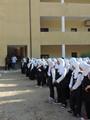 وفاة معلمة إثر إصابتها بأزمة قلبية أثناء طابور المدرسة الصباحى بالغربية