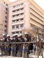 """تهديدات لـ""""اليوم السابع"""" وقيادات التحرير من حركة حسم الإرهابية"""