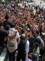 """حجز 36 متهم من عناصر """"وايت نايت"""" لحين ورود تحريات الأمن الوطنى"""