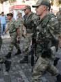 تسريح 1389 من أفراد القوات المسلحة التركية للاشتباه فى صلاتهم بجولن