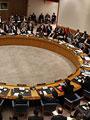 مجلس الأمن يدين الحادث الإرهابى بسيناء ويدعو لمحاكمة الجناة ومموليهم