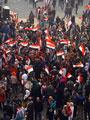 أحداث ذكرى 25 يناير بالقاهرة