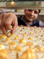 أسعار الذهب ترتفع بالتعاملات المسائية وعيار 21 يسجل 690 جنيها للجرام