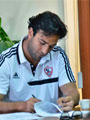 ميدو - توقيع عقد الزمالك - احمد حسام