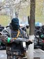 مجهولون يهاجمون القنصلية البولندية غرب أوكرانيا