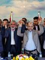 بالفيديو.. شاهد في دقيقة .. قطار توحيد الفصائل الفلسطينية ينطلق من قلب القاهرة