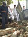 انفجار مصر الجديده