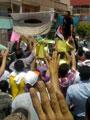 ضبط 8 شاركوا فى مظاهرات الإخوان بعين شمس بينهم فلسطينى