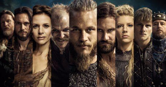 كل ما تريد معرفته عن خامس مواسم Vikings والجديد انضمام خالد أبو النجا اليوم السابع